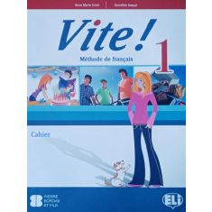 French: VITE! Activity Book+ Audio CD 1