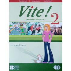 French: VITE! Activity Book+ Audio CD 2